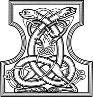 Celtic Knot - Hounds