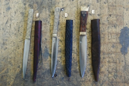 Solingen Knives - Various