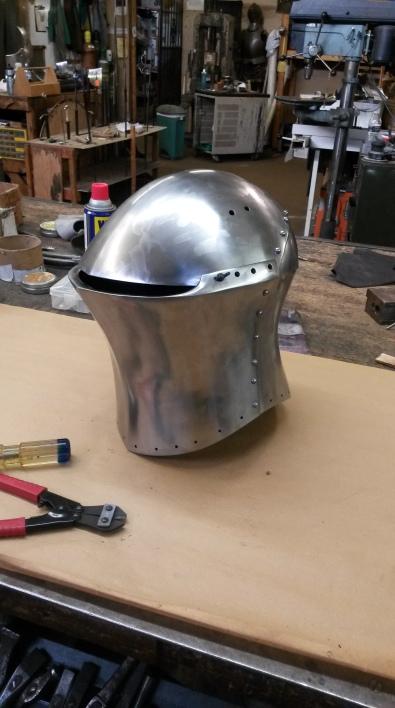 Jousting Helm