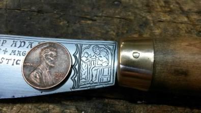 Custom Pen Knife
