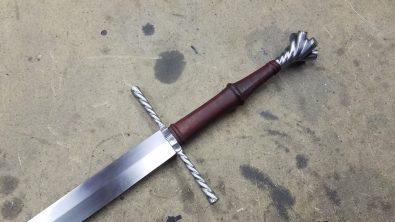 Writhen Sword