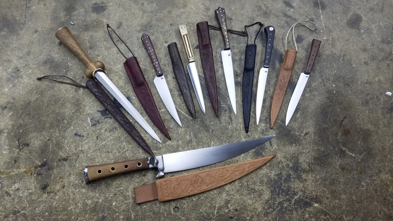 Knives & Scabbards